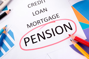 Investment and Pensions photo